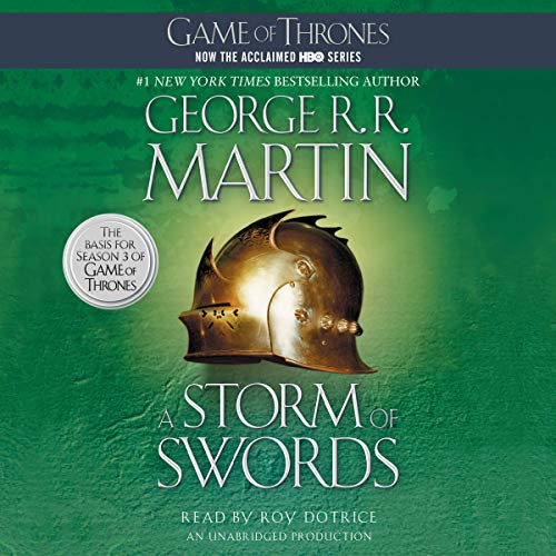 Pdf Fantasy A Storm of Swords: A Song of Ice and Fire, Book 3