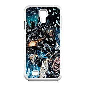 Batman Chasing Villain Samsung Galaxy S4 9500 Cell Phone Case White Delicate gift AVS_720094