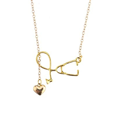 Amazon Com Stheanoo Necklaces Women S Fashion Personality Pendant