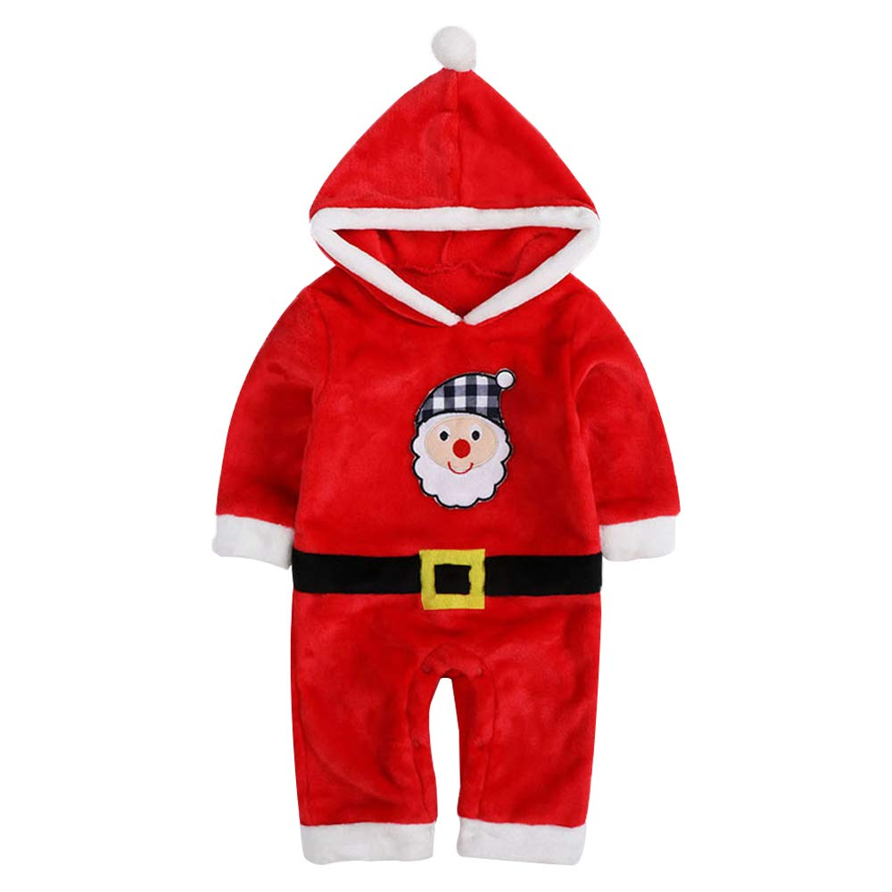 Lee Little Angel New Christmas Boys Hooded Clothes SSZNT-171018