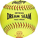 """Rawlings Sporting Goods 12"""" Fast Pitch Softball WFP12A"""