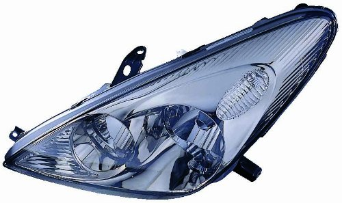 Depo 312-1172L-AS7 Lexus ES 300 Driver Side Replacement Headlight Assembly (Lexus Es300 Headlamp Assembly)