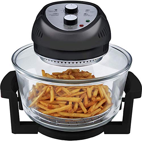 Big Boss 16 Quart 1300-Watt Oil-less Air Fryer Review