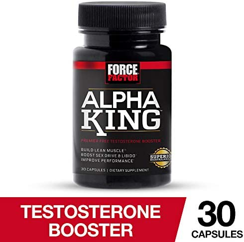 Force Factor Testosterone Increase Performance