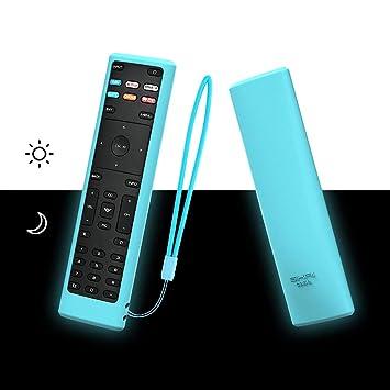 Amazon.com: SIKAI - Carcasa de silicona para Vizio XRT136 ...