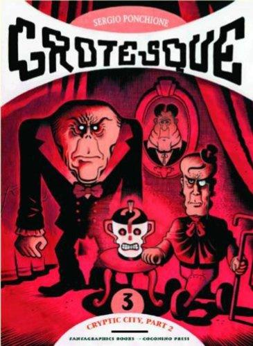 Grotesque Vol. 3 (Ignatz)