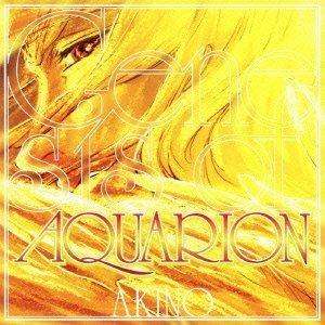 GENESIS OF AQUARION by Akino [Music CD]