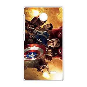 The Capital America Design Best Seller High Quality Phone Case For Nokia X