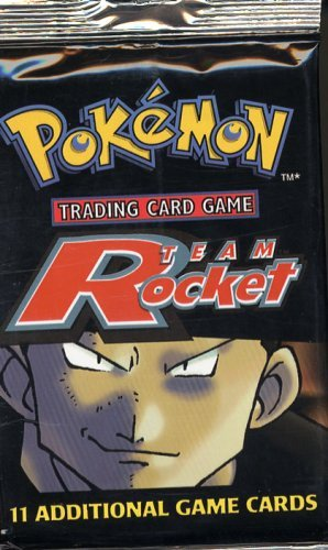 (Pokemon Card Game - Team Rocket Booster Pack - 11C)