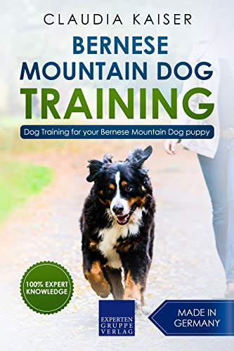 Bernese Mountain Dog Training: Dog Training for your Bernese Mountain puppy by [Kaiser, Claudia]
