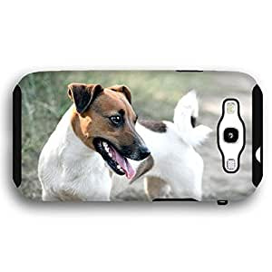 Jack Russell Dog Puppy Samsung Galaxy S3 Armor Phone Case