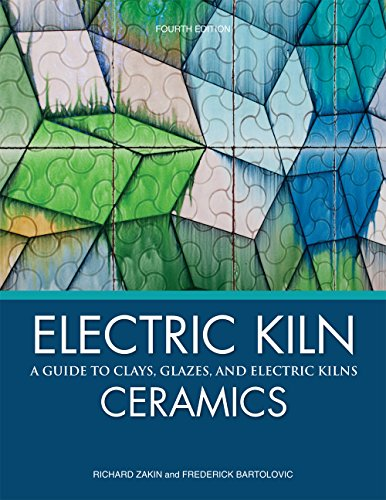 Electric Kiln Ceramics: A Guide to Clays, Glazes, and Electric Kilns by The American Ceramic Society