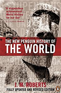 Paperback The New Penguin History of the World: Fifth Edition Book
