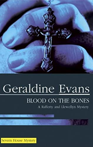 book cover of Blood on the Bones