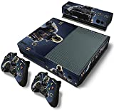 ModFreakz™ Console/Controller Vinyl Skin Set – War Sorcerer Lock for Xbox One Original