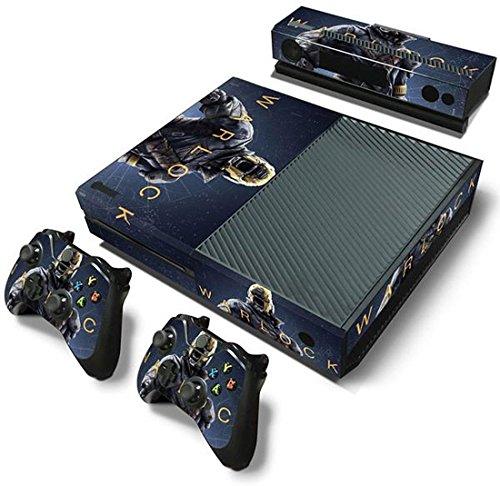 ModFreakz™ Console/Controller Vinyl Skin Set - War Sorcerer Lock for Xbox One Original