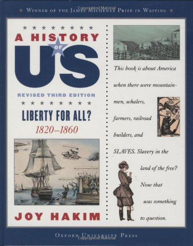 Liberty for All? (A History of Us, Band 5)