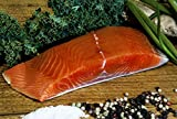King Salmon Wild Caught - 5lbs. 13-14 Single Serving Portions