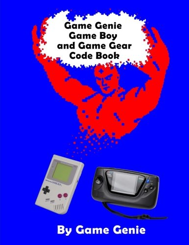Game Genie Game Boy and Game Gear Code Book