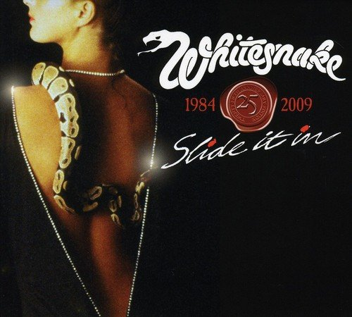 Whitesnake - Slide It In: 25th Anniversary Expanded Edition (Expanded Version, United Kingdom - Import, 2PC)