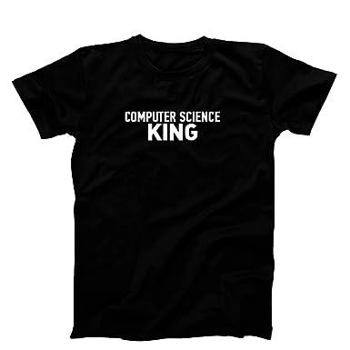 Amazon Com Computer Science King T Shirt Men S Clothing