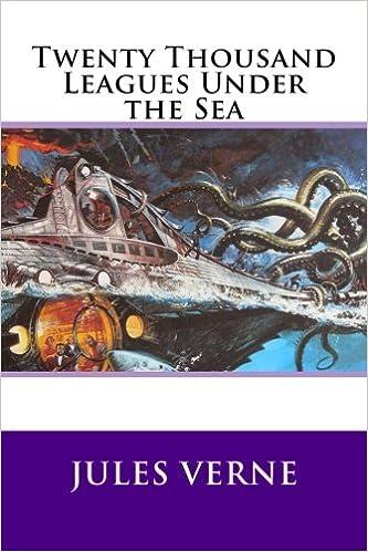 Twenty Thousand Leagues Under The Sea Jules Verne Amazon