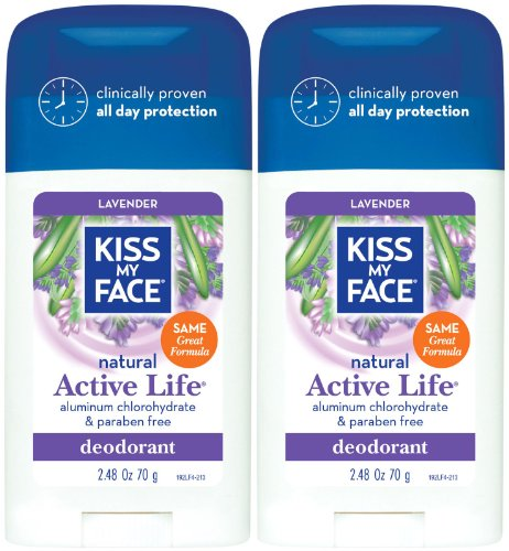 Kiss My Face Aluminum & Paraben Free Act - 2.48 Ounce Stick Shopping Results