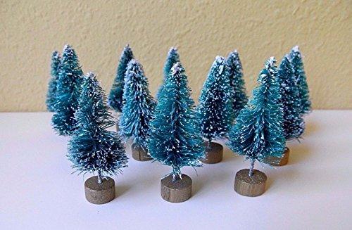 1.5 inch Bottle Brush Trees