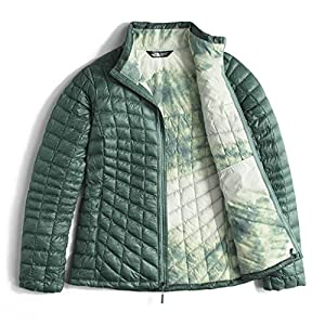 The North Face Women`s Active Thermoball Jacket Trellis Green, Small