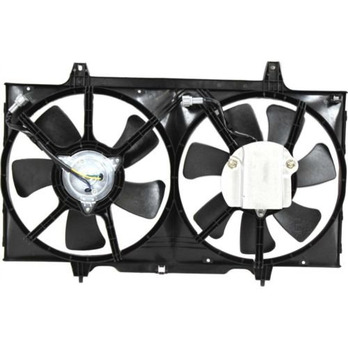 MAPM Premium ALTIMA 98-01 RADIATOR FAN SHROUD ASSEMBLY, Exc 00-01 M.T. by Make Auto Parts Manufacturing (Image #4)