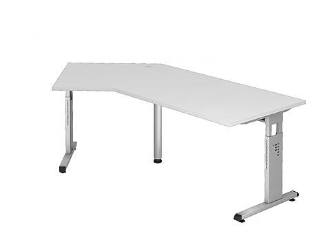 Vasca Da Bagno Larghezza 65 Cm : Dr di ufficio scrivania cm altezza regolabile