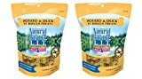 Natural Balance L.I.T. Limited Ingredient Treats Potato & Duck Formula Small Breed 8 oz (Pack of 2)