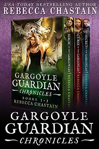 - Gargoyle Guardian Chronicles Omnibus (Books 1-3)