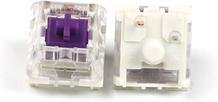 Kailh Cream Speed Gold Silver Copper Bronze Pink Pro Purple Green Burgundy MX SMD 3 Pin RGB Switches for Backlit Mechanical Gaming Keyboard