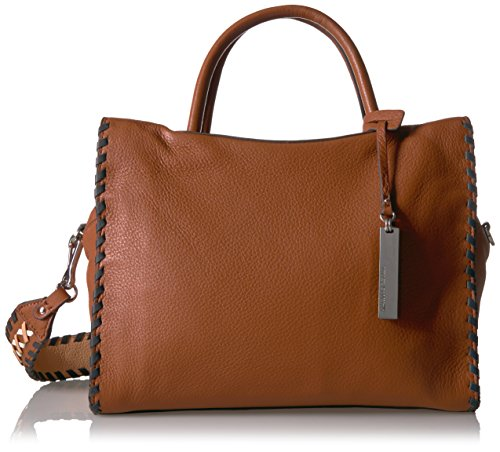 Vince Camuto Axton Satchel, Whiskey