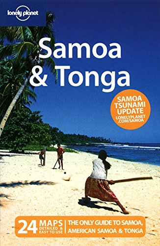 Samoa & Tonga (Multi Country Travel Guide)