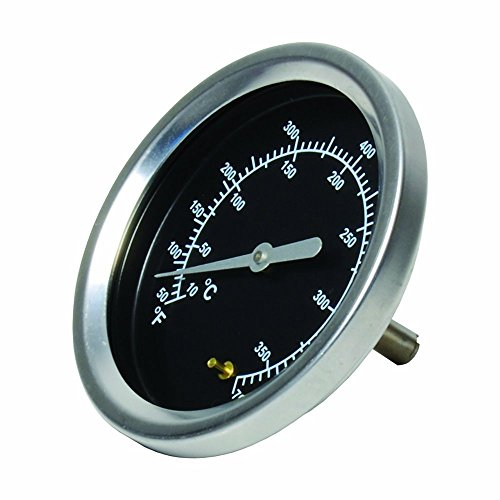 Universal Bbq Temperature Gauge (Brinkmann Temperature Gauge)
