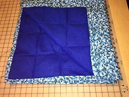 Custom Weighted Blanket Multiple Size Options (helps with sensory conditions)