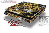 Lizard Skin - Decal Style Skin fits Sony PlayStation 4 Slim Gaming Console