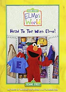 Elmo's World: Head to Toe With Elmo [Import]