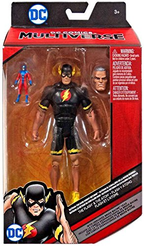 DC Multiverse The Flash and The Atom Figures from The Dark K