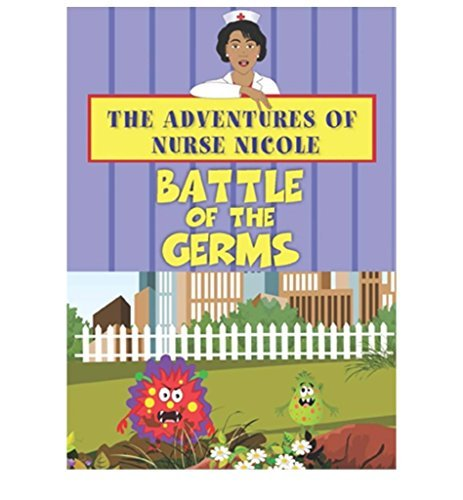 The Nurse Dolls -The Adventures of Nurse Nicole: Battle of the Germs DVD