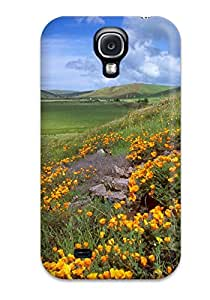 Fashionable VksNwlP3856WyIIe Galaxy S4 Case Cover For Earth Landscape Protective Case