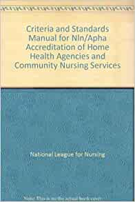 Nursing Home Accreditation Agencies