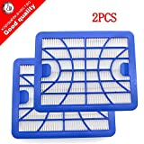 2pcs H13 HEPA Filter ZVCA050H Filter for ZELMER Vacuum Cleaner...