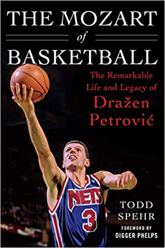 98c4e315a2f Amazon.com  The Mozart of Basketball  The Remarkable Life and Legacy of  Dra en Petrovic (9781613219171)  Todd Spehr