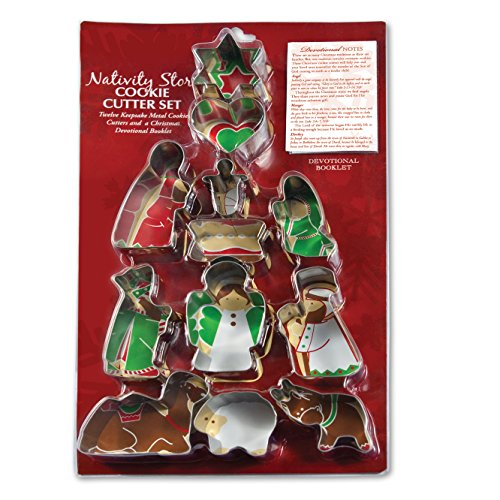 Piece Christmas Cookie Cutter Set