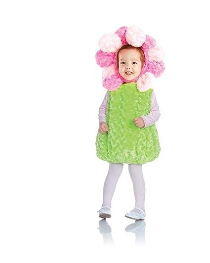 Amazon Under Wrap Flower Baby Costume Green Clothing