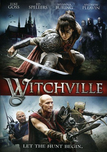 Witchville from LIONS GATE HOME ENT.