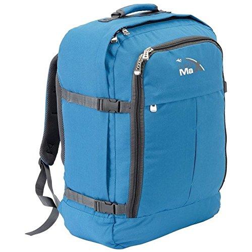 1295 opinioni per Zainetto bagaglio a mano/da cabina, 44 litri, dimensioni approvate 55x40x20 cm